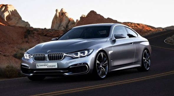 Компанией BMW была презентована четвертая серия кабриолета