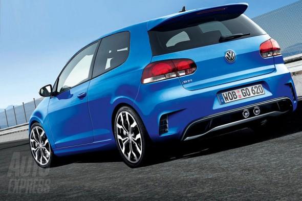 Премьера нового Volkswagen Golf R
