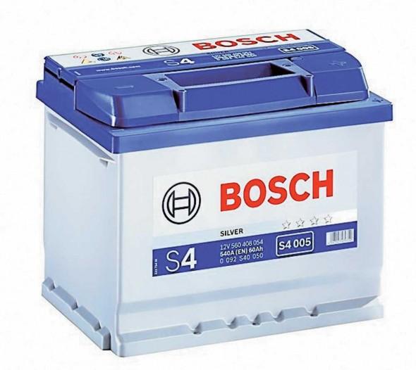Аккумуляторы Bosch — допустимая стартовая мощность для любой машины
