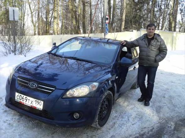 Талантливый автоинструктор – гарантия спокойствия на дорогах