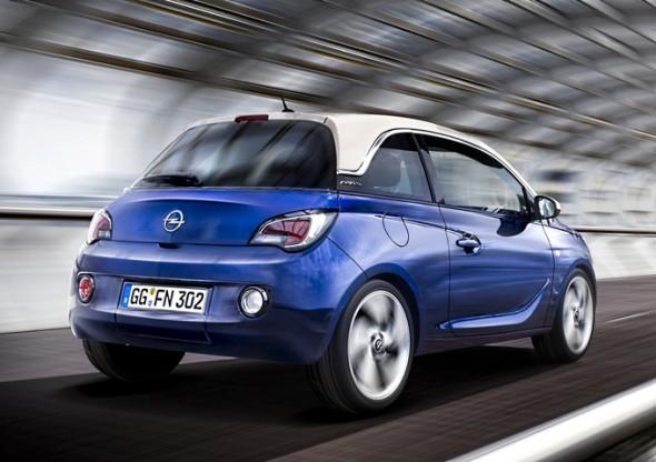 Opel показал экономичный турболитровик