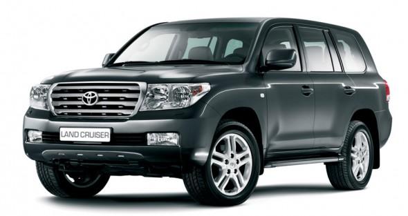 Как увеличить мощность дизельного Toyota Land Cruiser 200.