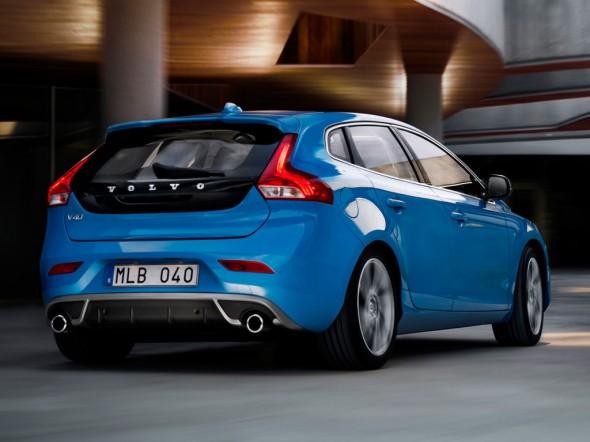 У Volvo V40 будет новая модификация