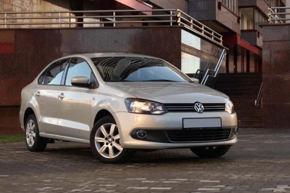 Новый седан Volkswagen, созданный для России