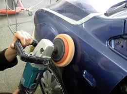 Как провести полировку авто своими руками?